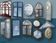 ПВХ окна и двери с устанв-й от производителя ОДО Витэлитстрой  Витебск