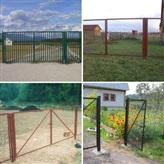 Ворота и калитки от производителя с доставкой