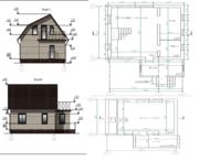 Архитектурный проект за 3-15 дней